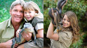 โตเป็นสาวแล้ว Bindi ลูกสาว Steve Irwin เก่งตามรอยเท้าพ่อมาติด ๆ เลย