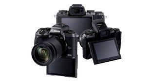 แคนนอน เปิดตัว New Canon EOS M5 กล้องมิเรอร์เลสตัวท็อปรุ่นใหม่