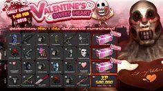 จัดเต็ม คลังแสงแตก Valentine นี้ ล็อคอินเล่นเกม Infestation Thailand รับไอเทมฟรี