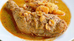 วิธีทำ แกงมัสมั่นไก่ เมนูอาหารไทยหอมหวานด้วยพริกแกง