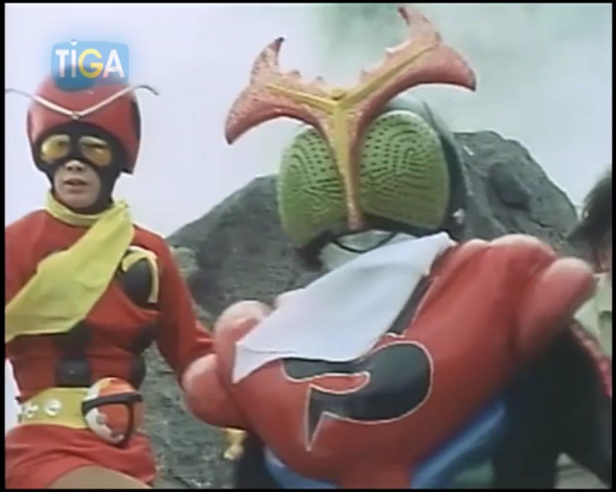 Masked Rider Stronger ตอนที่ 23-3