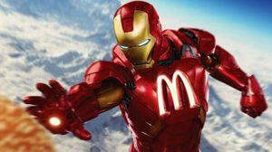 เมื่อ Superhero ขอเป็น Presenter โฆษณาสินค้า