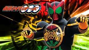 Kamen Rider OOO มาสค์ไรเดอร์โอสซีรีส์มาสค์ไรเดอร์ ประจำปี 2010!!