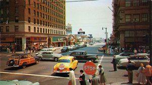 ภาพถ่าย สหรัฐอเมริกา ยุค 50's ย้อนเรื่องราวเมื่อ 60 ปีก่อน
