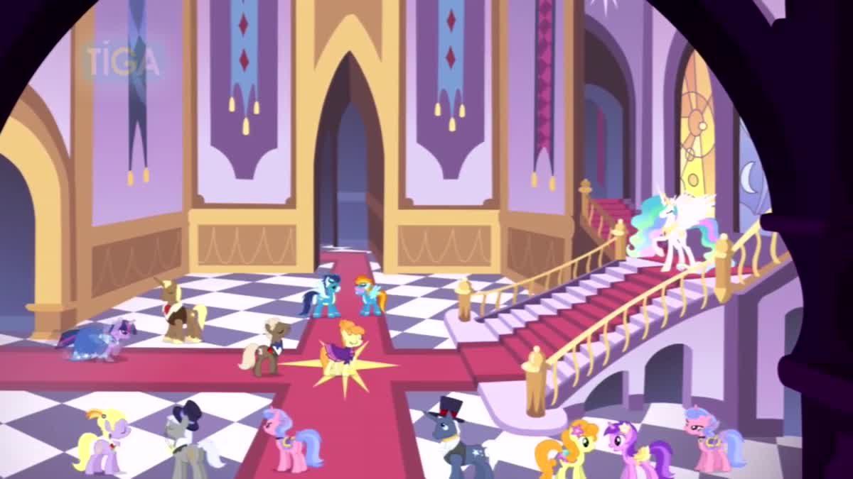 My Little Pony Friendship is Magic: มิตรภาพอันแสนวิเศษ ปี 1 Ep.26/P2 จบ
