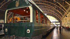 เที่ยวรถไฟสุดหรู กรุงเทพ-สิงคโปร์ กับ Eastern & Oriental Express