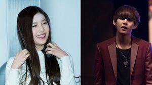 สื่อเกาหลีเผย สองไอดอล จอย Red Velvet – วี BTS คบกันอยู่!