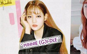 มินนี่ (G)I-DLE ไอดอล K-POP สาวไทยคนใหม่ เปิดตัวสะดุดตาด้วยลุคสุดชิค!!