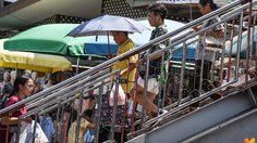 อุตุฯ ชี้ ไทยตอนบนมีอากาศร้อน กลาง-ตะวันออก-ใต้ ฝนฟ้าคะนอง