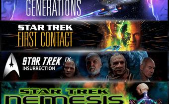 ประวัติศาสตร์ Star Trek สู่ความเวิ้งว้างอันไกลโพ้น