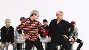 ฮีชอล – Rap Monster สลัดลุคบอยแบนด์! ประชันแดนซ์ Up & Down