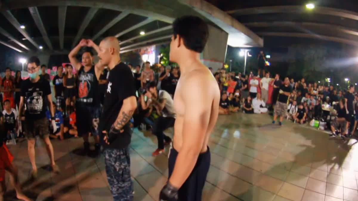 Fight Club Thailand คิง x เจมส์ คู่ที่ 80