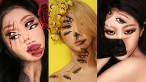 Dain Yoon จิตรกรสาวชาวเกาหลี กับความสวยสยิว แต่เจ๋งทุกรูป!!