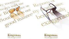 แว่นและข้อความ!? สองโปสเตอร์เปิดตัว Kingsman: The Golden Circle