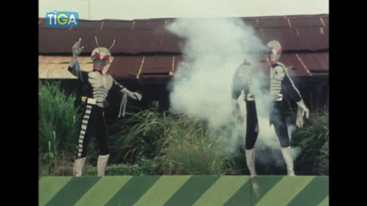 Masked Rider Super One ตอนที่ 45-1