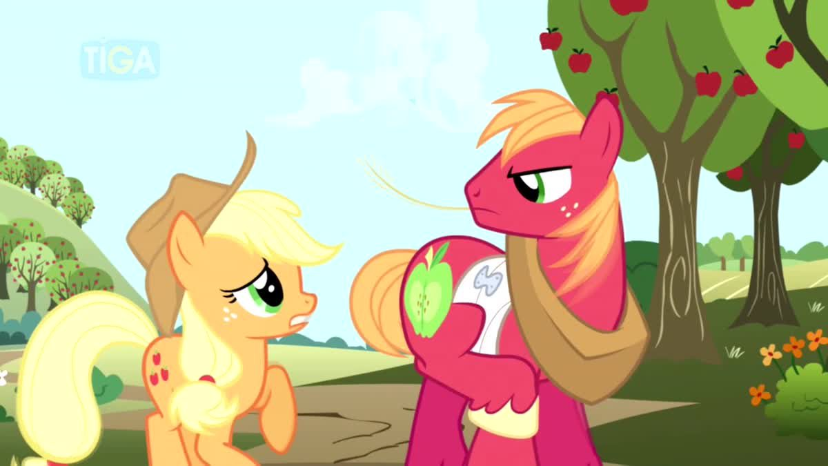 My Little Pony Friendship is Magic: มิตรภาพอันแสนวิเศษ ปี 1 Ep.04/P1