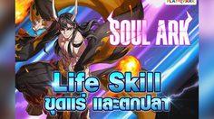 วิธีเล่น Soul Ark ระบบ Life Skill สกิลการเลี้ยงชีพเพื่อการดำรงชีวิต