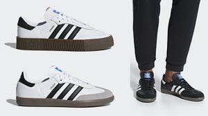 กลับมาอีกครั้งกับโมเดลในตำนานสุดคลาสสิก SAMBA เอาใจสาวก adidas Originals