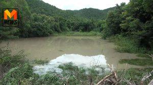 ชาวบ้านตื่น! กลัวฝายแตก น้ำทะลักท่วม 5 หมู่บ้าน จ.พะเยา หลังฝนตกหนัก