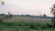 ชาวชลบุรีกว่า 200 คน ลุกฮือกลางเวทีรับฟังความเห็น ชูป้ายค้าน สร้างสนามบิน