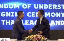 สมาคมฟุตบอลจับมือลาลีกาพัฒนาลูกหนังไทย