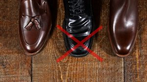โยน รองเท้าหัวตัด ลงถังแล้วมาใส่รองเท้าที่เรานำเสนอดีกว่า หล่อกว่าเยอะ