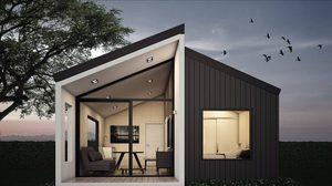 รู้ก่อนซื้อ! เปรียบเทียบ บ้านน็อคดาวน์ แบบโครงสร้างเหล็ก กับ บ้านคอนกรีตเสริมเหล็ก  ต่างกันยังไง