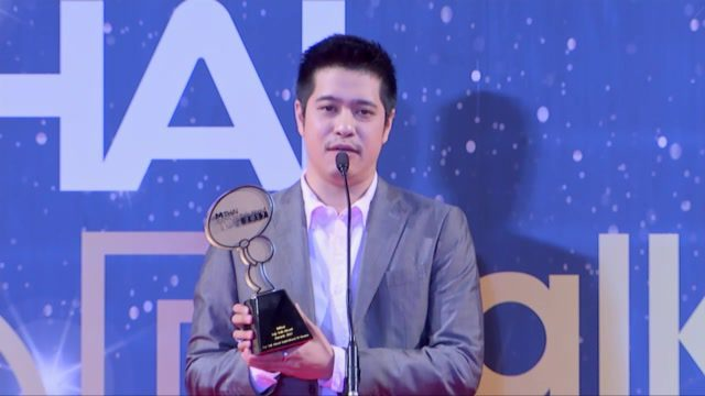 ละคร วัยแสบสาแหรกขาด รับรางวัล Top Talk About  Inspirational Tv Drama 2017