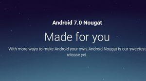 Android 7.0 Nougat พร้อมเปิดให้ผู้ใช้งานทั่วไปอัพเดทได้แล้ว