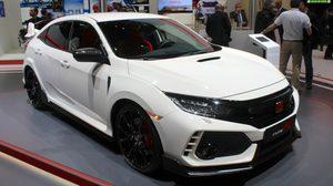 Honda Civic Type-R  2017 เปิดผ้าคลุมแล้วที่ Geneva