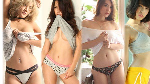สุดแซ่บ...ภาพเบื้องหลัง A'lure Magazine Vol.74 กับ 4 สาวนางแบบสุดเซ็กซี่ ประจำ เดือนมีนาคม