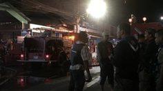 เพลิงไหม้ห้างดังและร้านค้า กลางเมืองนราฯ 2 จุด ยังไม่ฟันธงระเบิดเพลิง