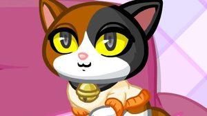 เกมส์แต่งตัวแมวเหมี่ยว Purrfect Kitten