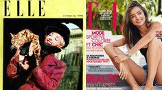 ลองไปดูภาพความเปลี่ยนแปลงของปกนิตยสารในอดีตจนถึงปัจจุบันกัน