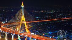 สะพานของพ่อ สะพานที่สวยที่สุดในไทย