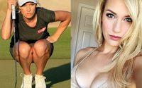 โปรกอล์ฟสาว Paige Spiranac ความสวยเซ็กซี่ที่มาแรงแซงทางโค้ง