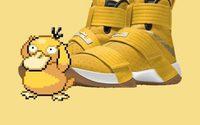 รองเท้าผ้าใบธีมโปเกมอน จาก Gen แรก 151 ตัว งามและน่าโดนมาก