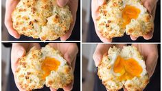ไอเดียบรรเจิดกับ ไข่ต้มในขนมปังกรอบ
