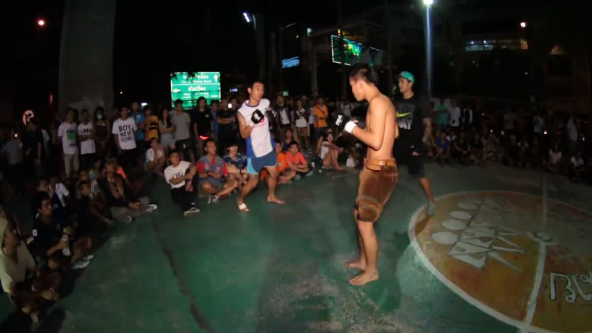 Fight Club Thailand ก้อง x เหิน คู่ที่ 22