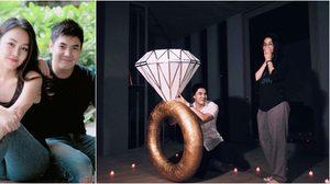 เพื่อนร่วมเฮ! ตูน เอเอฟ3 เซอร์ไพร้ส์ขอ ทิชา จีทเวนตี้ แต่งงานแล้ว!!