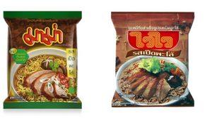 10 Thai Instant Noodles Boasting Thai Local Tastes