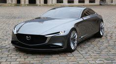 Mazda Vision Coupe 2018 ใหม่ ได้รับรางวัล Concept Car of The Year ที่งาน Geneva Motor Show 2018