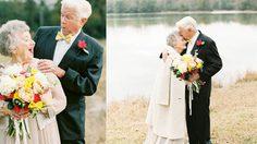 สุดซึ้ง! ของขวัญ ครบรอบ 63 ปี การแต่งงาน ของคุณตาคุณยาย ที่หลานสาวมอบให้