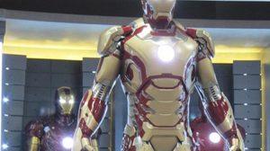 Iron man 3 กับชุดเกราะใหม่ Iron Man MKVIII ประกาศศักดาแล้ว