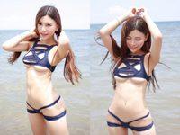 เทรนด์ใหม่ญี่ปุ่น ชุดว่ายน้ำแนว S&M สยิวจนต้องมองตาค้าง