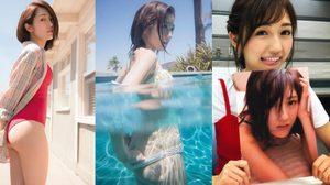 แจกความสดใส!! Mayu Watanabe ไอดอลสาวจาก AKB48 เซ็กซี่เกินพิกัด