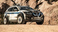 Nissan X-Trail รถแต่งเสมือนยานอวกาศ ที่มาพร้อมกับชุดแต่งสุดล้ำ