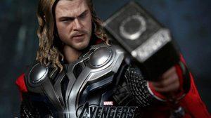 Hot toys ไม่รอช้าส่ง The Avengers Thor ตามมาติดๆ