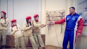 เจ๋งมาก! ยุวชนทหารรัสเซีย ขอโพสต์คลิปเล่น #mannequinchallenge