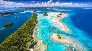 เที่ยวปาเลา ทะเลฟ้าใส ชมเกาะหินประหลาด ฟิลิปปินส์